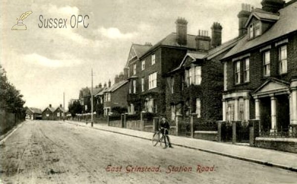 East Grinstead - Station Road