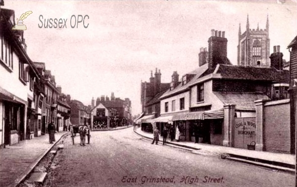 Image of East Grinstead