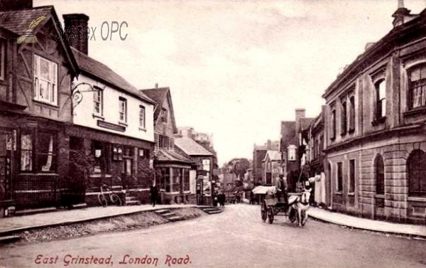East Grinstead - London Road