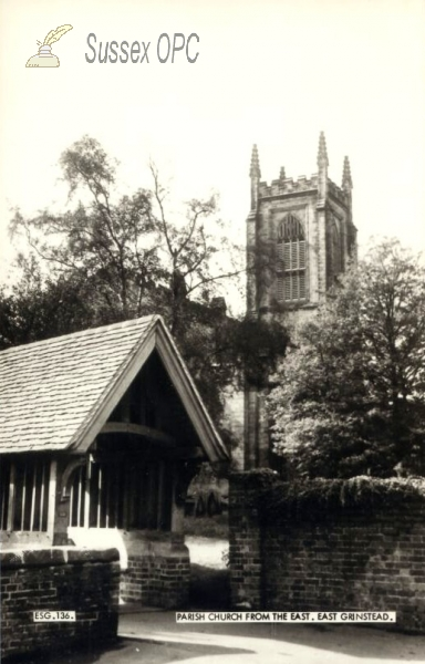 East Grinstead - St Swithun's Church