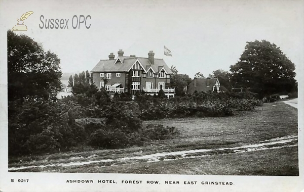 Image of Forest Row - Ashdown Hotel