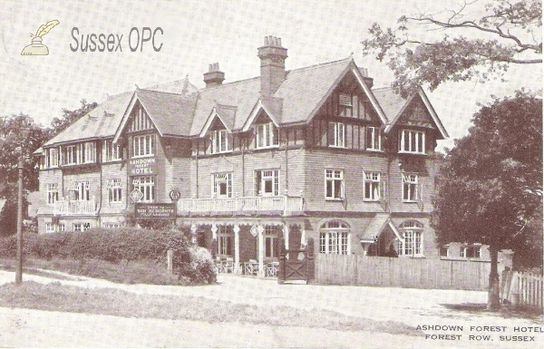 Image of Forest Row - Ashdown Forest Hotel