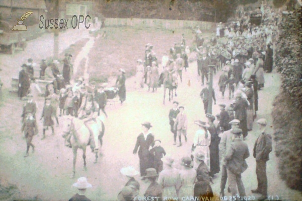 Image of Forest Row - Carnival