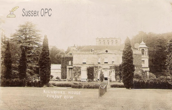 Forest Row - Kidbrooke House