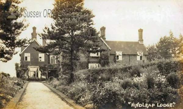 Forest Row - Priory Road, Hindleap Lodge