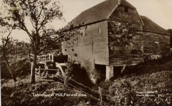Forest Row - Tablehurst Mill