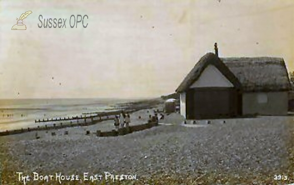 East Preston - The Boathouse