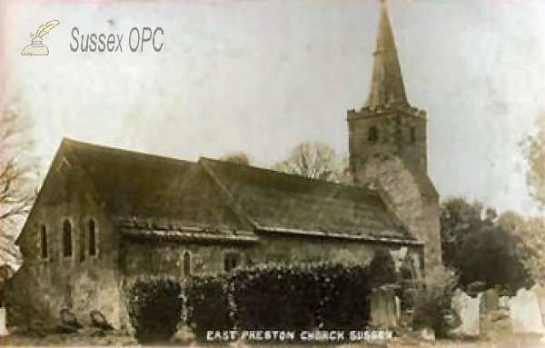 East Preston - St Mary's Church