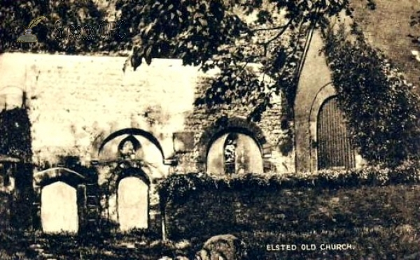 Elsted - Old Church (St Paul)