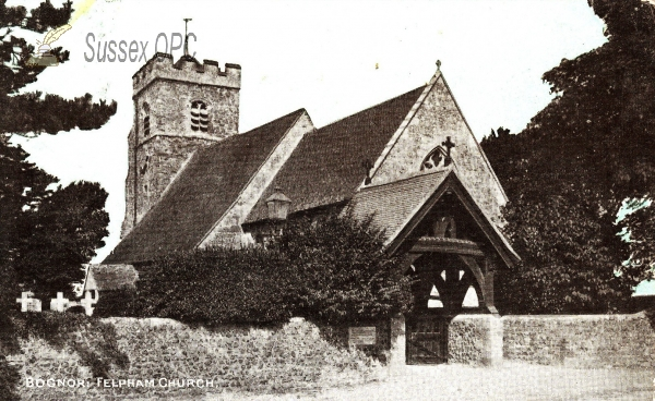 Felpham - St Mary's Church