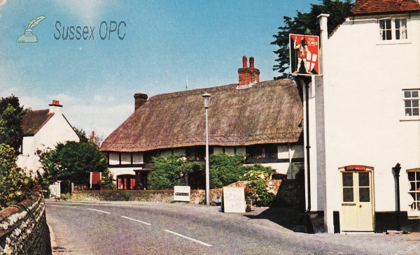 Image of Felpham - Old Cottage & The George