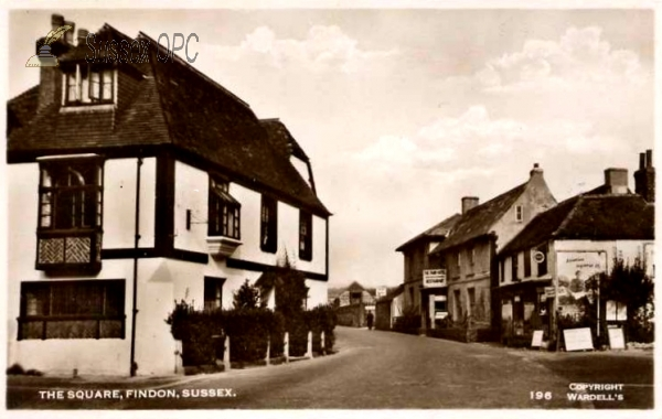 Findon - The Square