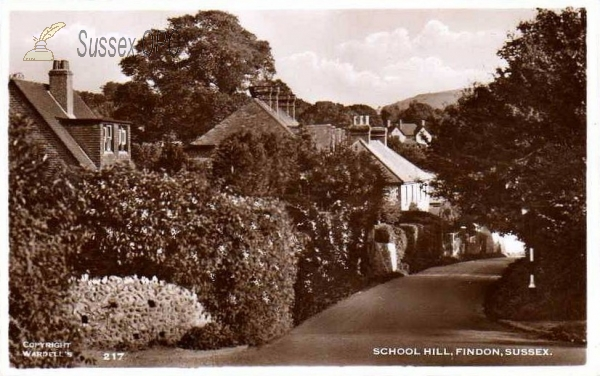 Image of Findon - School Hill