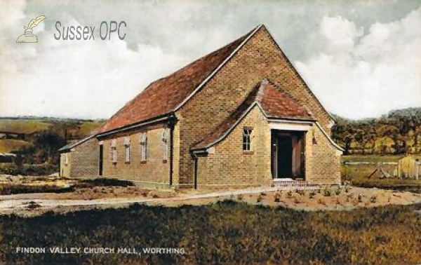 Findon - Findon Valley Church Hall