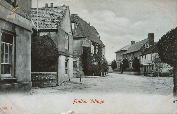 Findon - The Village