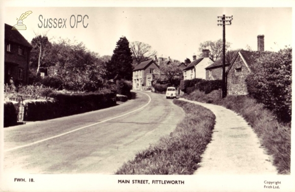 Fittleworth - The Main Street