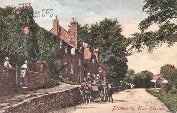 Fittleworth - The Terrace