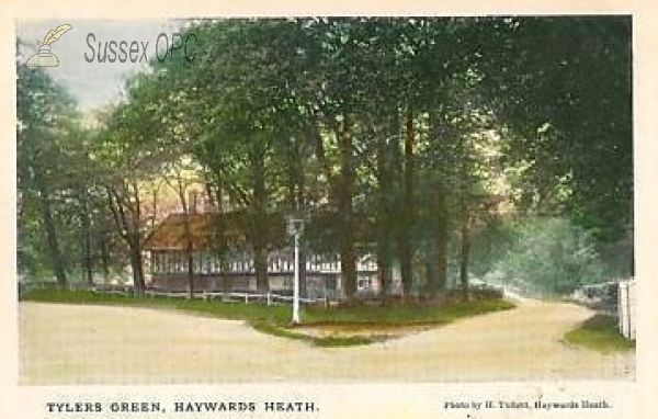 Haywards Heath - Tylers Green