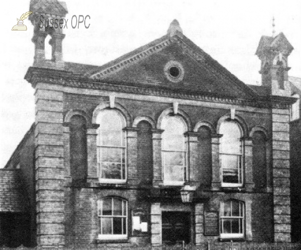 Haywards Heath - Primitive Methodist Chapel