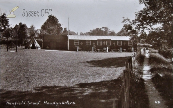 Henfield - Scout headquarters