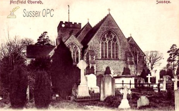 Image of Henfield - St Peter's Church