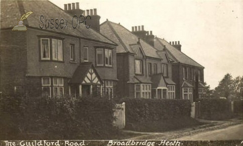 Image of Broadbridge Heath - Guildford Road