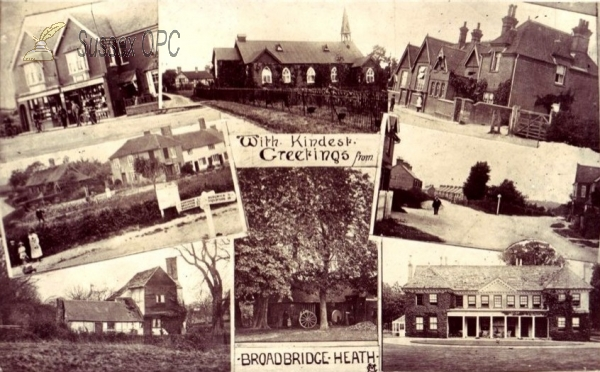Image of Broadbridge Heath - Multiview