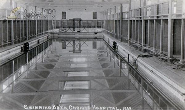 Image of Horsham - Christ's Hospital (Swimming baths)
