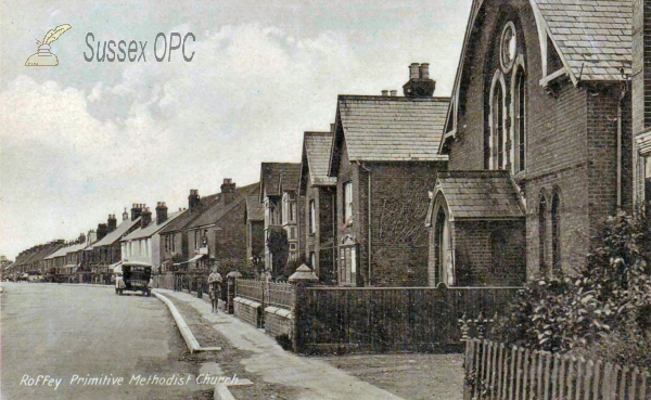 Image of Roffey - Primitive Methodist Chapel
