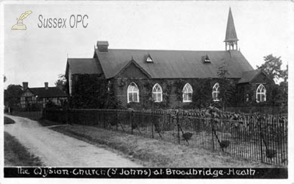 Image of Broadbridge Heath - Former St John's Church
