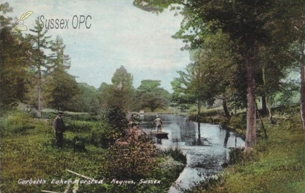 Image of Horsted Keynes - Corbett's Lake