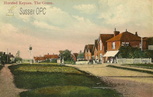 Horsted Keynes - The Green