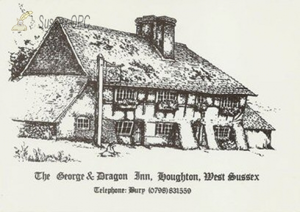 Houghton - The George & Dragon