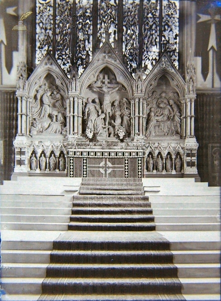 Image of Hurstpierpoint - St John's College Chapel (Altar)