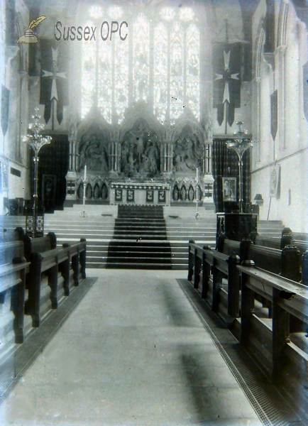 Image of Hurstpierpoint - St John's College Chapel (Chancel)