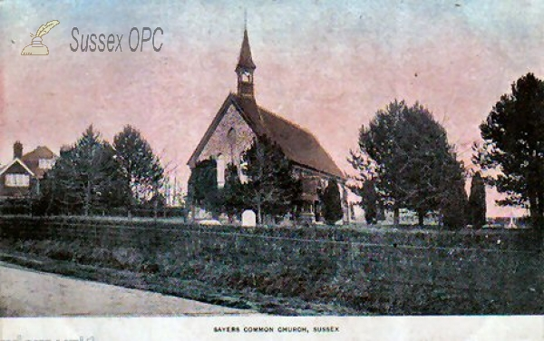 Sayers Common - Christ Church
