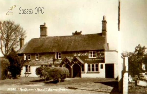 Barns Green - The Queen's Head