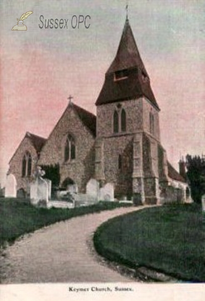 Keymer - St Cosmas and St Damian Church