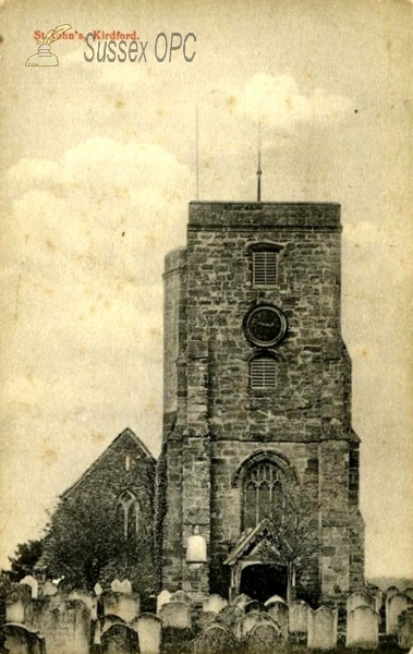 Image of Kirdford - St John's Church