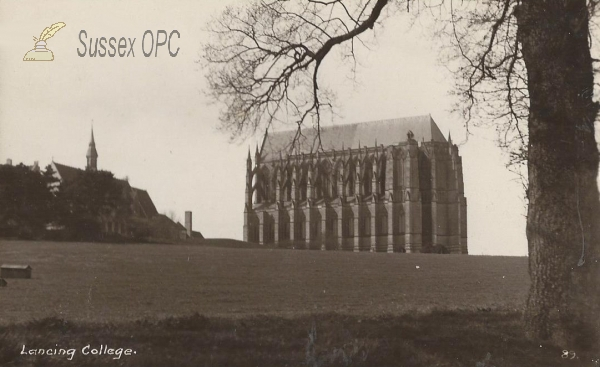 Lancing - College Chapel