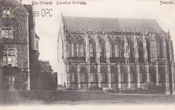 Image of Lancing - College Chapel