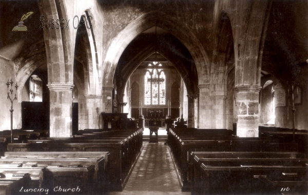 Image of Lancing - St James' Church