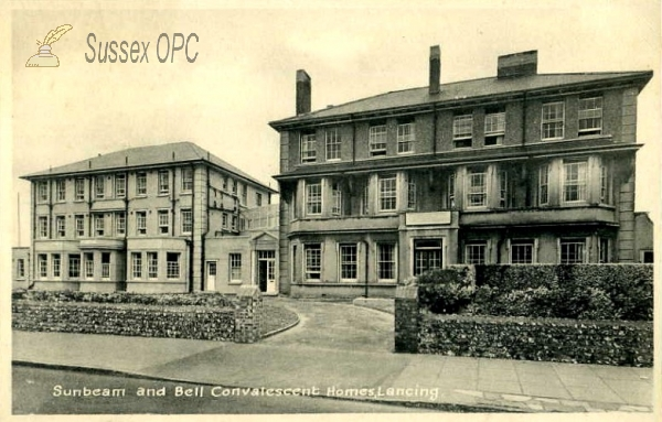 Lancing - Sunbeam & Bell Convalescent Homes