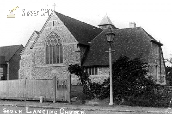 Image of Lancing - St Michael's Church