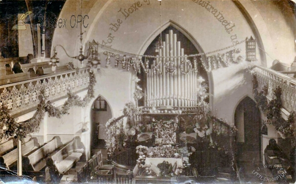 Image of Littlehampton - Congregational Church (Harvest Festival)