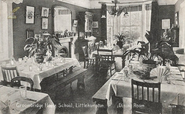 Littlehampton - Groombridge House School (Dining Room)