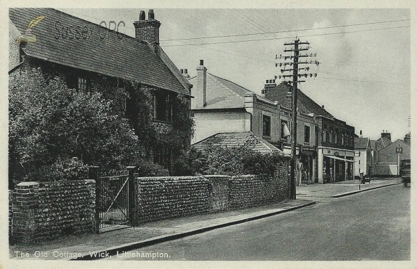 Wick - The Old Cottage