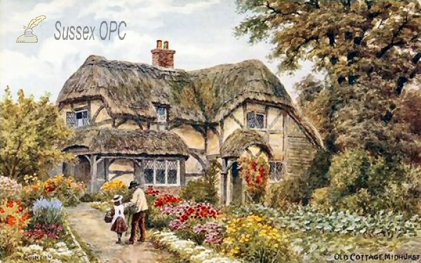 Image of Midhurst - Old Cottage