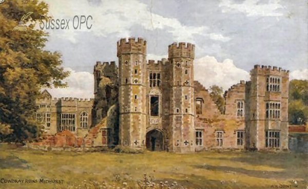 Image of Midhurst - Cowdray Ruins
