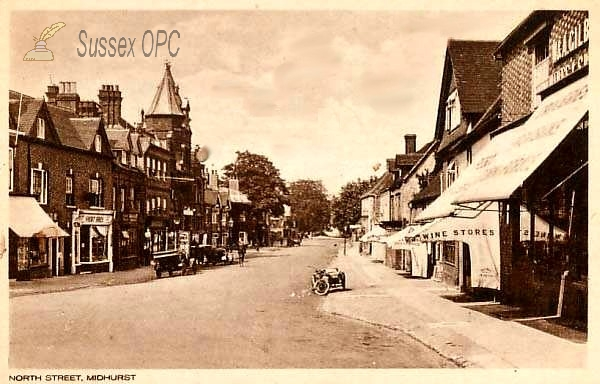 Midhurst - North Street